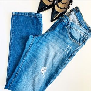 JUDY BLUE Distressed Jeans 💙